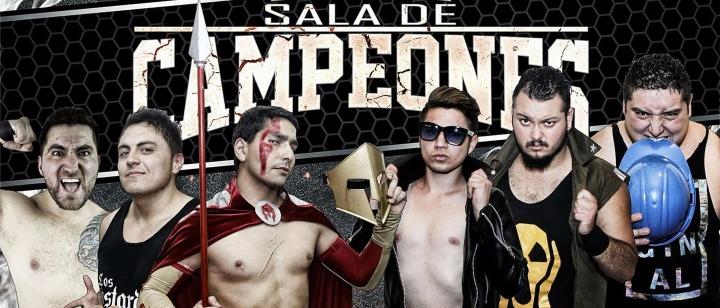 Sala de Campeones: Equipo GLL vs Equipo CLL
