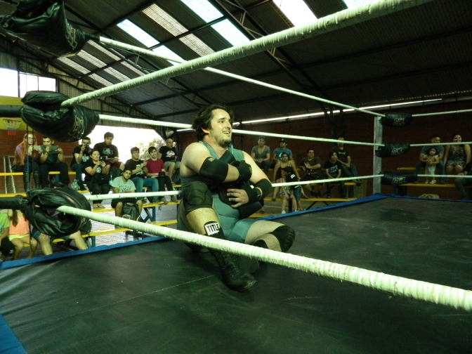 Zabaleta retuvo su campeonato nacional ante Lenko Sins.