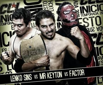 LENKO derrotó a Mr. Keyton (NUEVO CAMPEÓN ABSOLUTO
