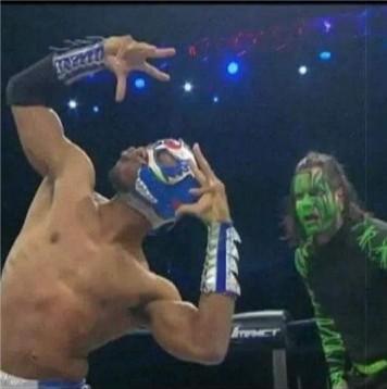Shynron en TNA