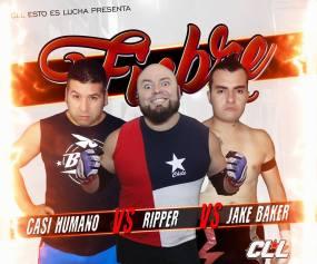 Casi Humano VS Ripper VS Jake Baker