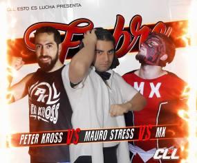 Peter Kross VS Mauro Stress VS MX