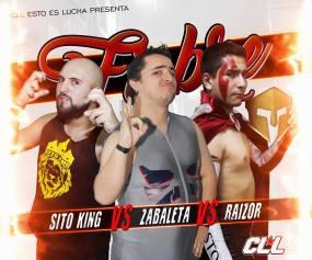 SITO KING vs ZABALETA vs RAIZOR