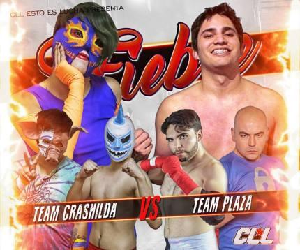 Team Crashilda VS Team Plaza