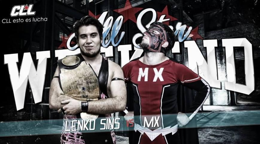 ALL STAR WEEKEND_Lenko VS MX