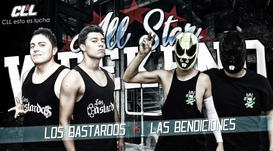 ALL STAR WEEKEND_Los Bastardos VS Las Bendiciones