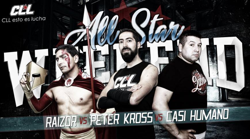 ALL STAR WEEKEND_Raizor VS Peter Kross VS Casi Humano